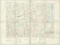 Alliston, ON. 1:63,360. Map sheet 031D04, [ed. 1], 1928