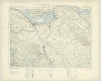 Arnprior, ON. 1:63,360. Map sheet 031F08, [ed. 2], 1934