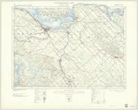 Arnprior, ON. 1:63,360. Map sheet 031F08, [ed. 4], 1941