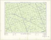 Grand Lake, ON. 1:63,360. Map sheet 031F13, [ed. 2], 1951