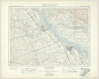 Pembroke, ON. 1:63,360. Map sheet 031F14, [ed. 4], 1936