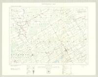 Alexandria, ON. 1:63,360. Map sheet 031G07, [ed. 3], 1927