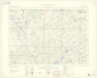 Alexandria, ON. 1:63,360. Map sheet 031G07, [ed. 4], 1937