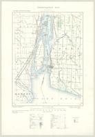 Amherstburg, ON. 1:63,360. Map sheet 040J03, [ed. 2], 1924