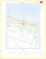Grimsby, ON. 1:25,000. Map sheet 030M04H, [ed. 1], 1964