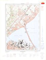 Burlington, ON. 1:25,000. Map sheet 030M05C, [ed. 3], 1972