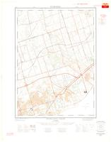 Highland Creek, ON. 1:25,000. Map sheet 030M14B, [ed. 2], 1962
