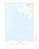 Consecon, ON. 1:25,000. Map sheet 030N13H, [ed. 1], 1963