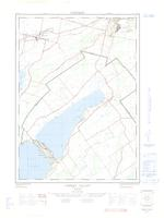 Cherry Valley, ON. 1:25,000. Map sheet 030N14G, [ed. 1], 1963
