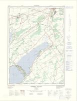 Cherry Valley, ON. 1:25,000. Map sheet 030N14G, [ed. 2], 1977