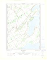 South Bay, ON. 1:25,000. Map sheet 030N14H, [ed. 1], 1963