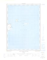 False Ducks Islands, ON. 1:25,000. Map sheet 030N15F, [ed. 1], 1963