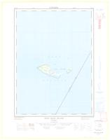 Main Duck Island, ON. 1:25,000. Map sheet 030N15G,H, [ed. 1], 1966