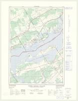 Upper Canada Village, ON. 1:25,000. Map sheet 031B14H, [ed. 1], 1977