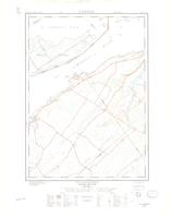 St Lawrence, ON. 1:25,000. Map sheet 031C01G, [ed. 2], 1961