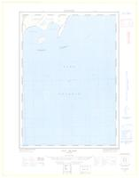 Nut Island, ON. 1:25,000. Map sheet 031C02B, [ed. 1], 1965