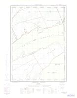Amherst Island, ON. 1:25,000. Map sheet 031C02G, [ed. 1], 1960