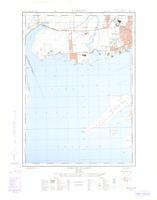 Simcoe Island, ON. 1:25,000. Map sheet 031C02H, [ed. 1], 1959