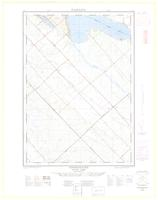 Constance Bay, ON. 1:25,000. Map sheet 031F08H, [ed. 1], 1963