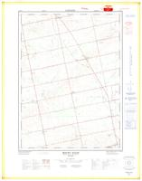 Mount Elgin, ON. 1:25,000. Map sheet 040I15F, [ed. 1], 1970