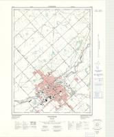 Arnold Creek (Chatham), ON. 1:25,000. Map sheet 040J08G, [ed. 1], 1974