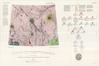 Map I-462: Geologic map and section of the Timocharis region of the Moon