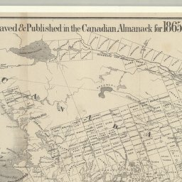 map of canada west digital archive mcmaster university library