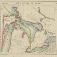 Haut Canada et Michigan