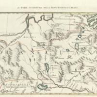 La parte occidentale della Nuova Francia o Canada