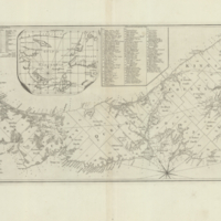 A map of the Island of St. John in the Gulf of St. Laurence divided into counties & parishes