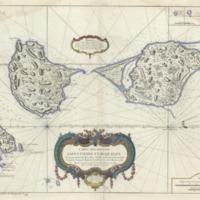 Carte des isles de Saint Pierre et Miquelon