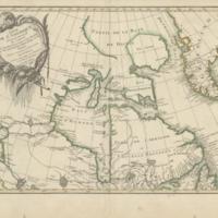 Partie de l'Amerique septentrionale qui comprend le Canada, la Louisiane le Labrador, le Groenland, les Etats-Unis et la Floride