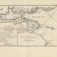 Baye Ste. Anne ou le Port Dauphin dans l'Isle Royale
