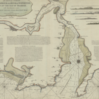 An actual survey of the harbour and river of Waterford, and of the Bay of Tramore