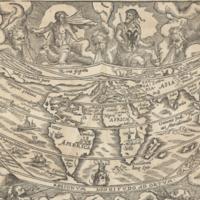 Typvs vniversalis terrae, ivxta modernorvm distinctionem et extensionem per regna et provincias