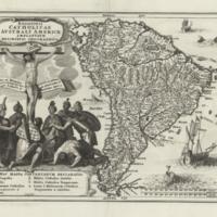 Religionis Catholicae Avstrali Americae implantatae descripiio geographica