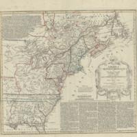 America Septentrionalis a Domino d'Anville in Galliis edita nunc in Anglia