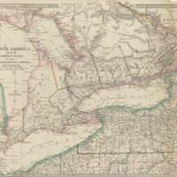 North America : sheet III. Upper Canada with parts of New-York, Pennsylvania and Michigan