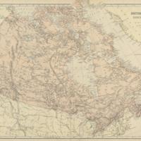 British North America, the Dominion of Canada