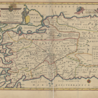 A new map of the western parts of Asia Minor
