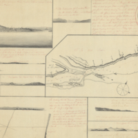 Some observations and sketches of the River St. Lawrence, made in the year 1765