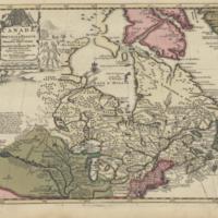 Canada ou Nouvelle France