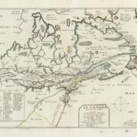Le Canada faict par le Sr de Champlain