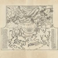 Carte des nouvelles découvertes