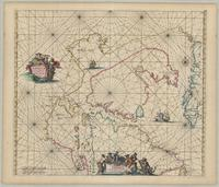 Septemtrionaliora Americæ à Groenlandia, per Freta Davidis et Hudson, ad Terram Novam