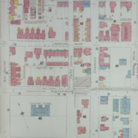 [Insurance plan of the city of Hamilton, Ontario, Canada] : [sheet] 10