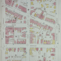 [Insurance plan of the city of Hamilton, Ontario, Canada] : [sheet] 13