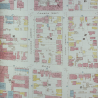 [Insurance plan of the city of Hamilton, Ontario, Canada] : [sheet] 16