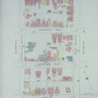 [Insurance plan of the city of Hamilton, Ontario, Canada] : [sheet] 51