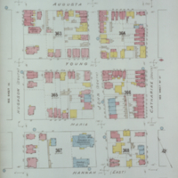 [Insurance plan of the city of Hamilton, Ontario, Canada] : [sheet] 56